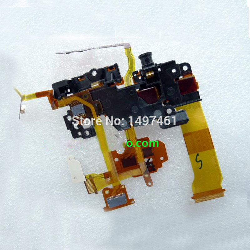 Top cover shutter and mode funtion control flex cable assembly for Sony ILCE 7M2 ILCE 7sM2
