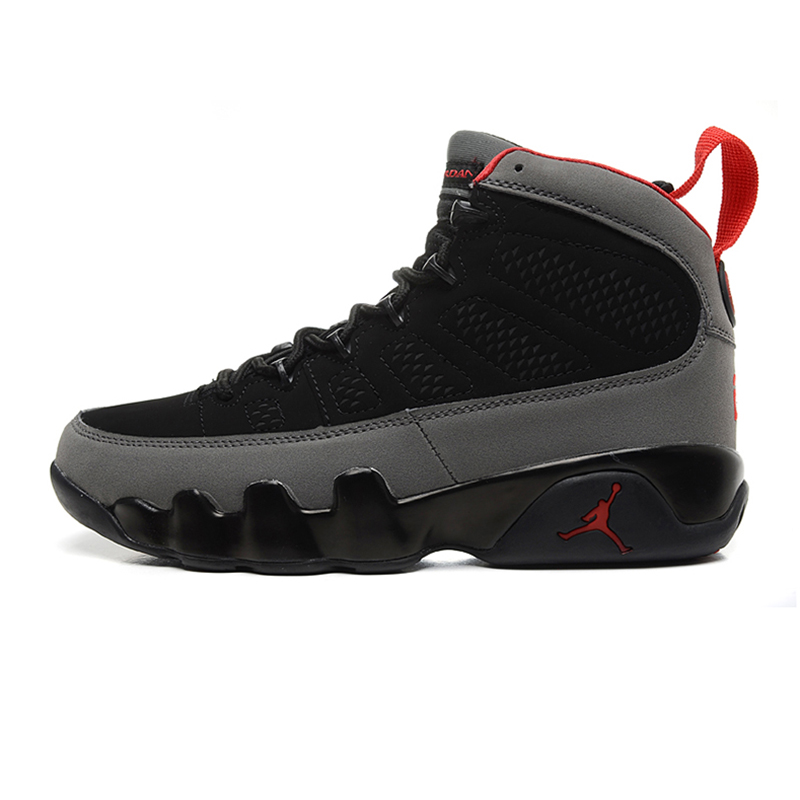 New Fashion Jordan Retro 9 Men Basketball Shoes 2010 Release Cool Grey The Spirit Og Space Jam High Athletic Outdoor Sport Sneakers 41-46 Modern Design Simulators