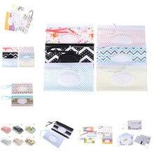 Для путешествий на открытом воздухе, для новорожденных, для детей, чехол для салфеток, коробка для диспенсер влажных салфеток, Экологичная коробка для влажных бумажных полотенец, Chaning Pad