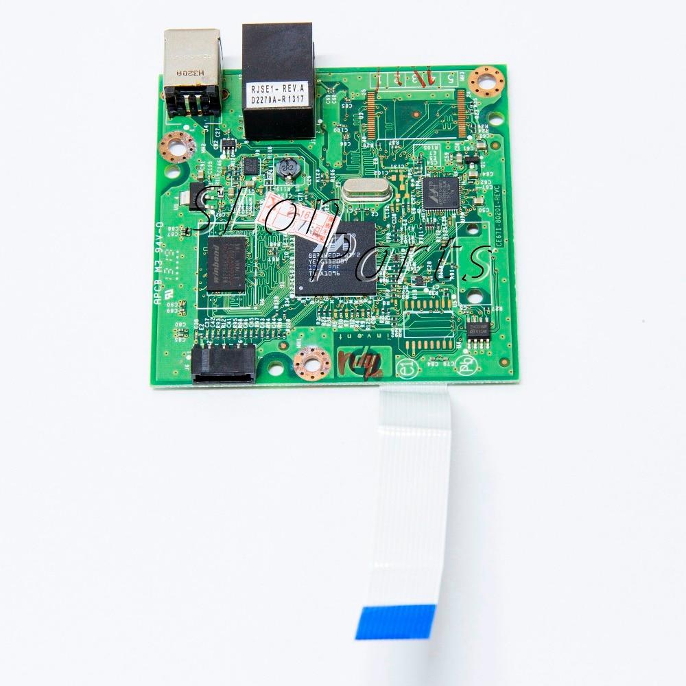 RM1-7623 CE671-60001 for HP LaserJet P1606DN Formatter Board