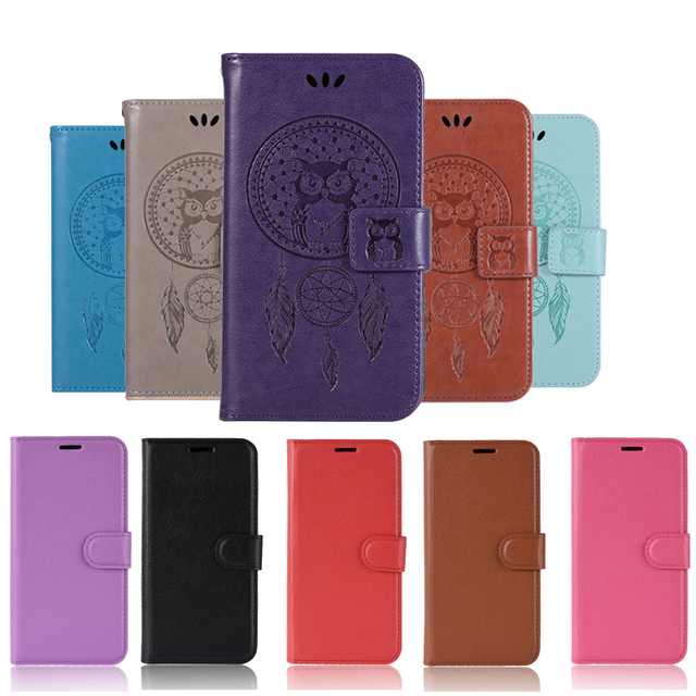 the latest bc6f1 c246d US $2.09 18% OFF|PU Leather Wallet Flip Cover Case For Alcatel OneTouch  Flash 2 A5 LED iDol 5 Pixi 4 OT5045 U5 4G POP 4S 4 Plus Cases Coque-in  Wallet ...