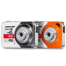 Portable Mini Camcorder HD High Denifition Digital Camera Micro Cam Webcam Video DV DVR Support 32GB TF With Mic Camera Espia