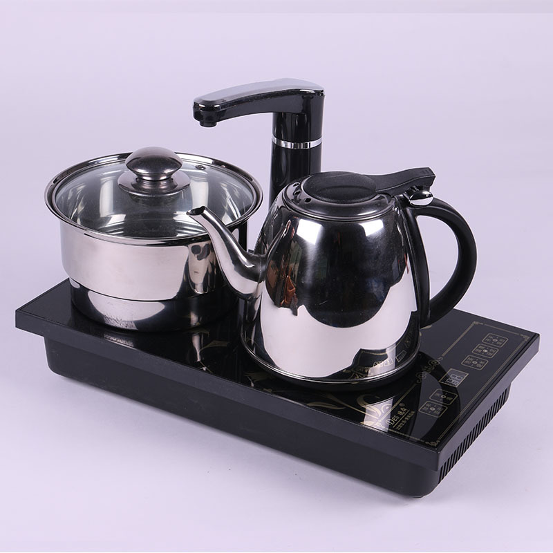 The four one tray g appliance electrothermal cooker four in one electric appliance factory direct wholesale