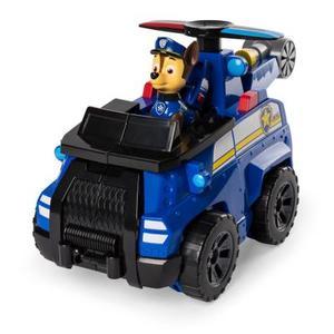 Image 5 - 2019 Paw Patrol zabawki samolot samochód dwa w jednym deformacji serii dźwięk i światło muzyka Action Figures zabawki dla dzieci prezenty