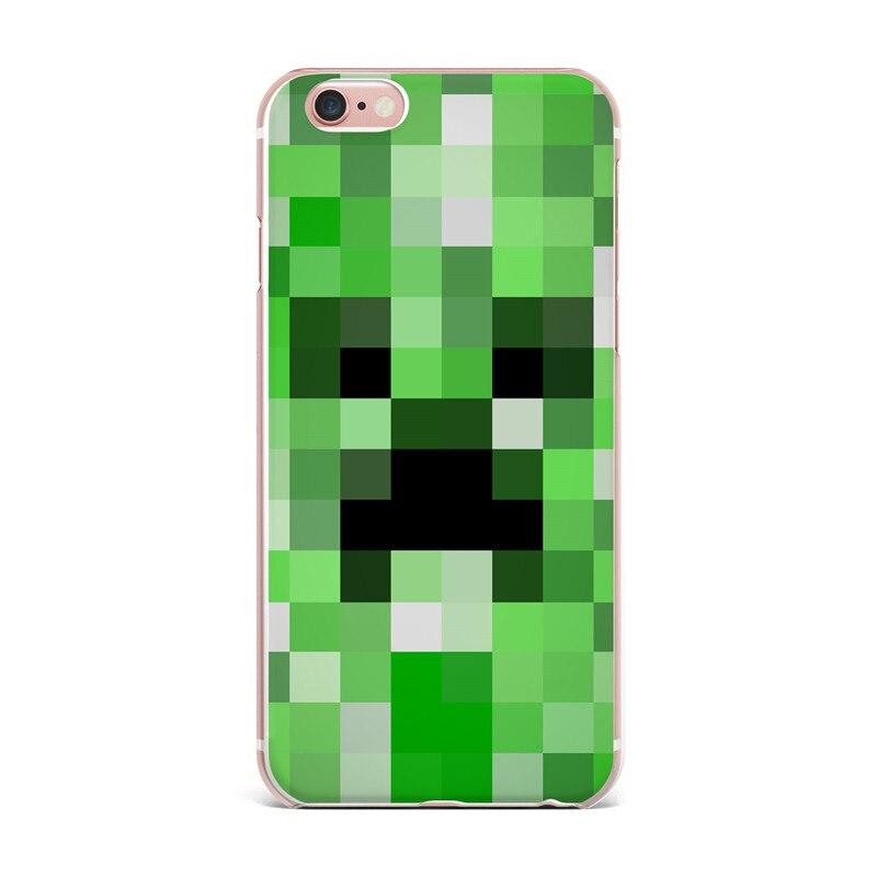 coque minecraft iphone 6