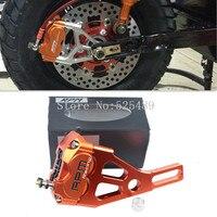 2015 New Universal Motorcycle Rear Wheel Motors Brake Calipers Brake Pump Motorcycle Accessories 220mm Adapter Code
