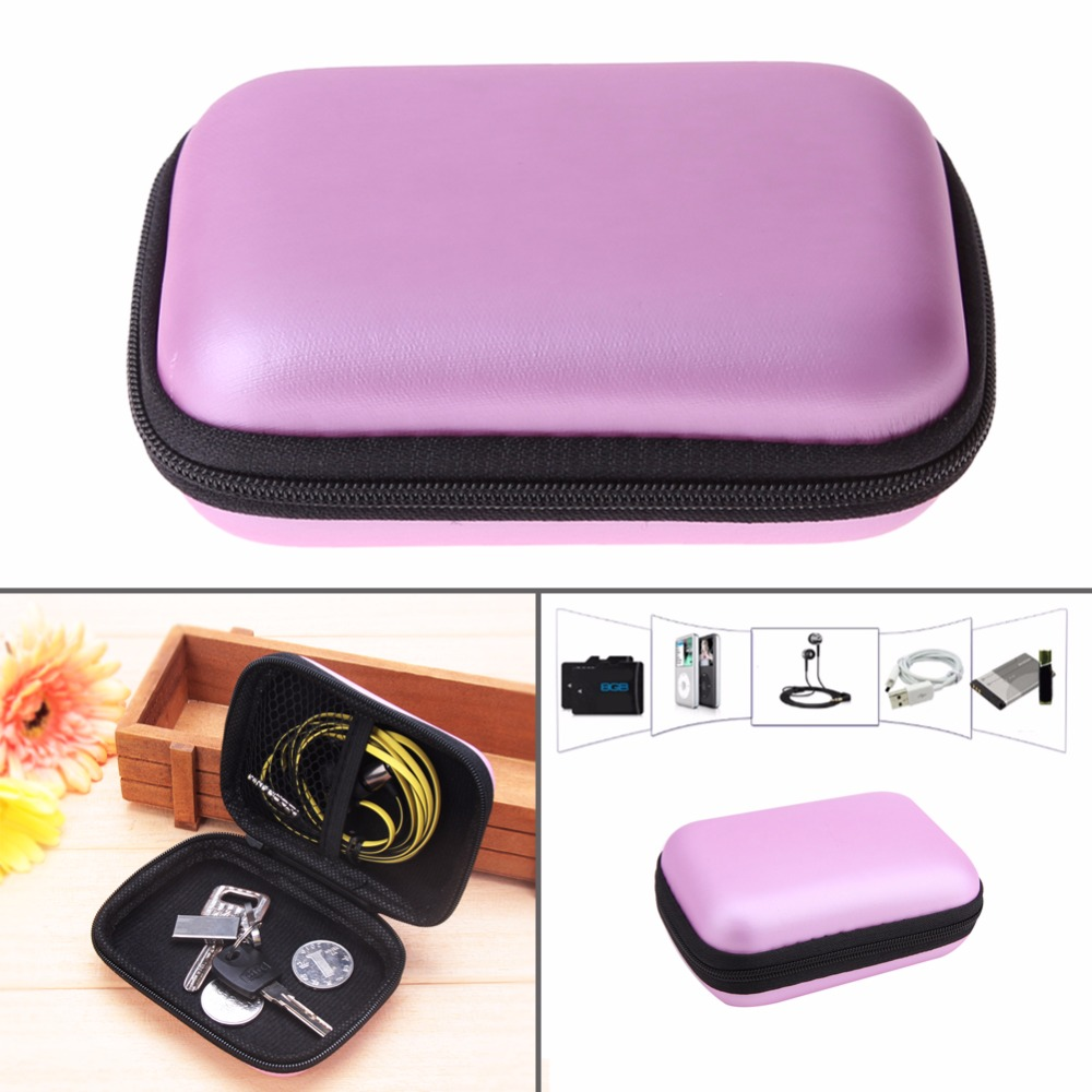Pink Earphone Wire Storage Box Zipper Protective Data Line Cables Storage Container Organizer Case Headphones SD Card Box  sc 1 st  Google Sites & Pink Earphone Wire Storage Box Zipper Protective Data Line Cables ...