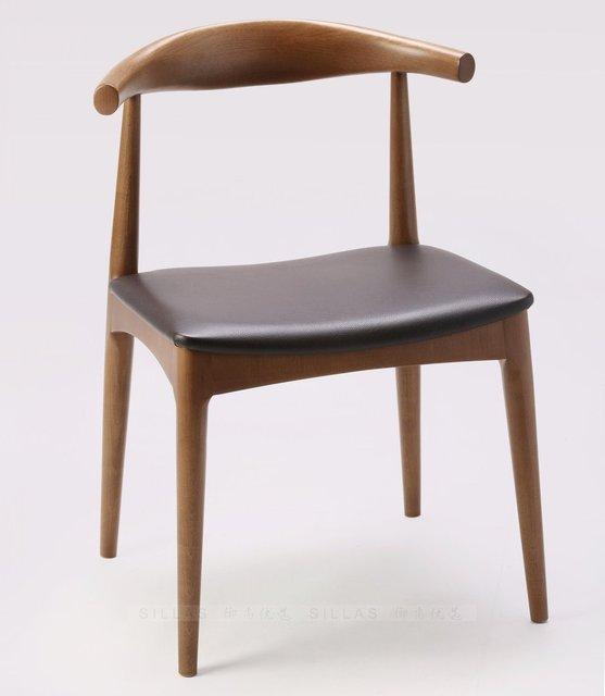 Stuhl Esszimmer skandinavischen meister klassische dänische designer horn stuhl