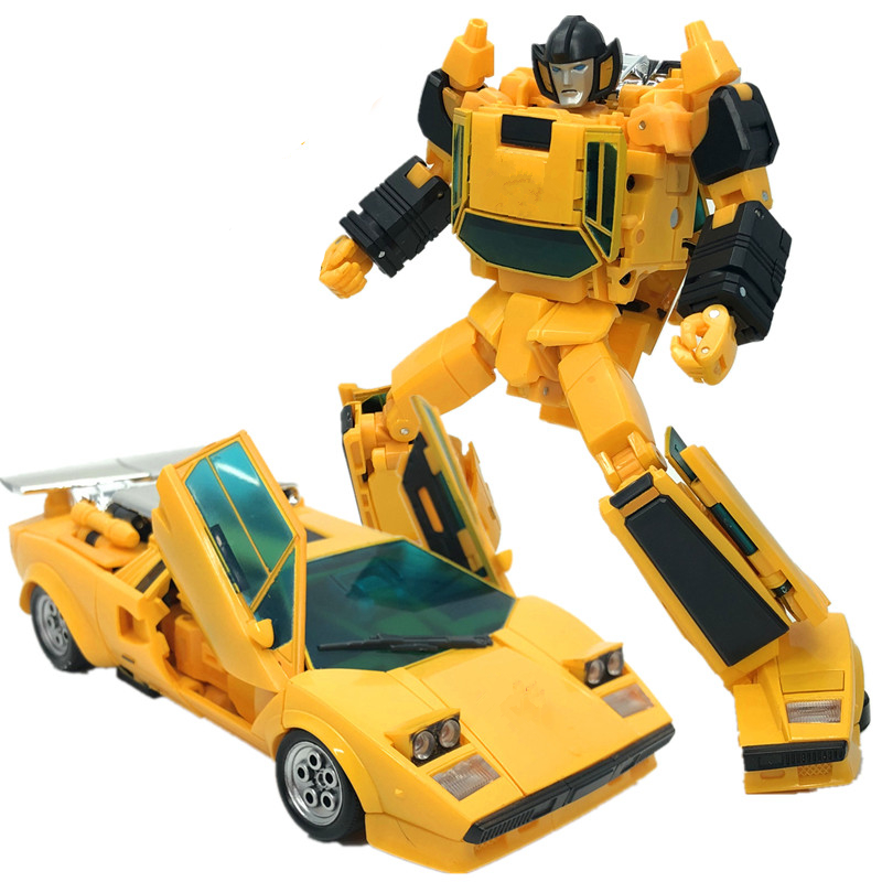 все цены на Lensple Transformation KO MP-39 MP39 Sunstreaker MP MasterPiece Series Action Figure Robot Toys онлайн