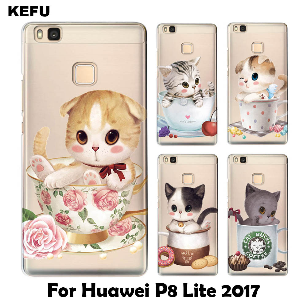 coque huawei p8 lite 2017 cat