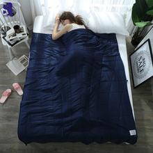 1 шт утяжеленное одеяло sunnyrain для взрослых человеческое