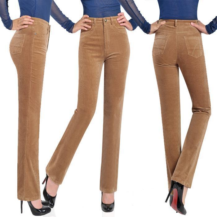 Compare Prices on Ladies Corduroy Pants- Online Shopping/Buy Low ...