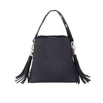Tassel Shoulder Bag  3