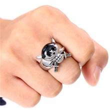 One Piece Luffy Zoro Ring