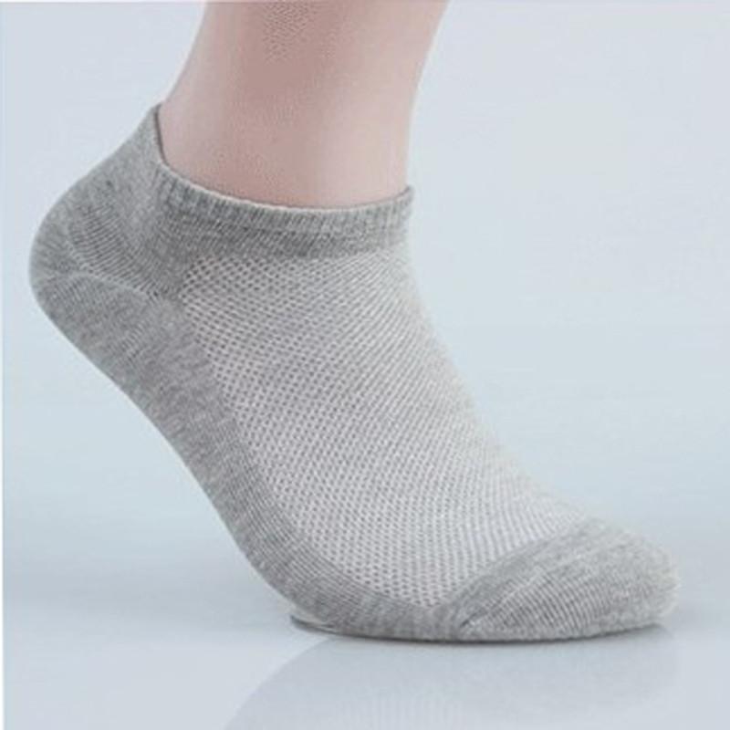 10Pair-Summer-Women-Socks-Short-Couple-Classic-White-Gray-Black-Women-s-Sock-Unisex-Mesh-Breathable (1)