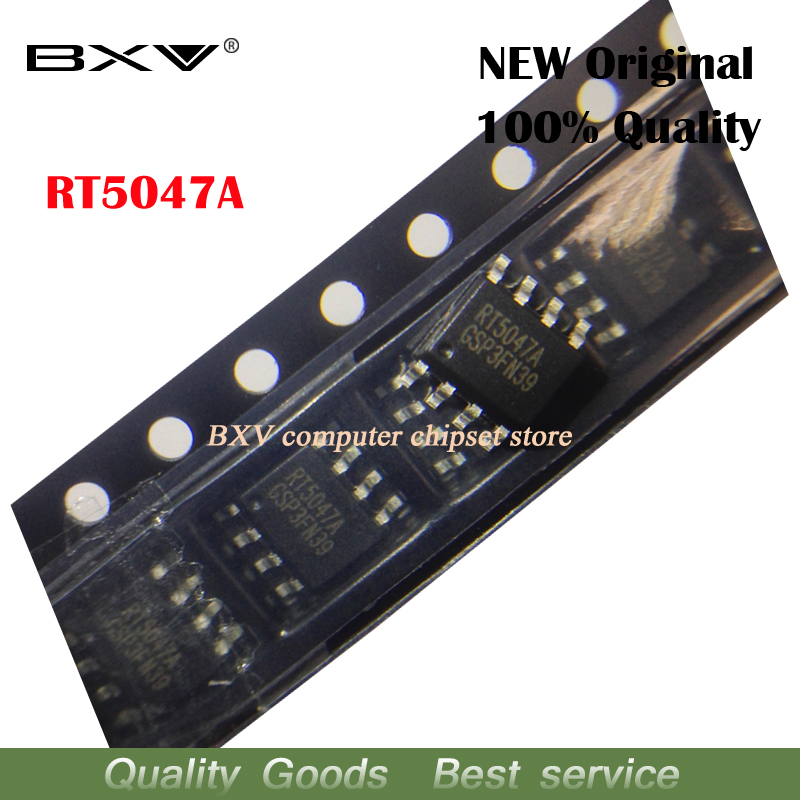 5pcs RT5047A RT5047 Sop8 100% NEW ORIGINAL