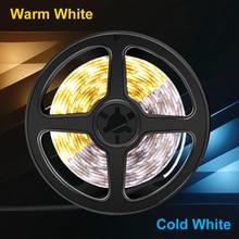 WENNI LED Strip USB Waterproof Flexible Light TV Backlight 5V Kitchen Cabinet Tape 1m 2m 3m Wardrobe Lamp