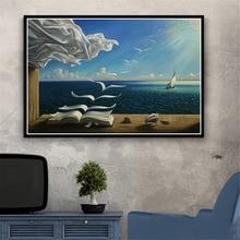 Wyprzedaż Canvas Salvador Dali Galeria Kupuj W Niskich