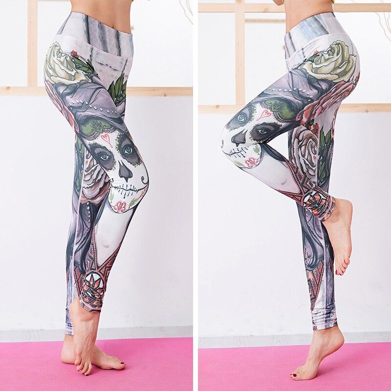 Yoga Pants Fitness Sports Leggings (7)