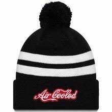 Зимние шапочки белый и серый полоса дизайн вязаная шапка Мужская Открытый Спортивная Шапка Мужчины Женщины