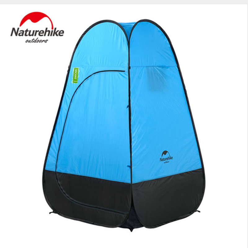 Outdoor Camping Toilet Shower Tent 4 Season Tent 2 Person Fishing Restroom Portable Tent naturehike camping tent quick automatic opening washing toilet tent fishing restroom portable outdoor tent mobile bathroom