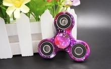 Tri Spinner Hand Fidget Toys Ceramic Bearing Tri spinner Fidget Toy Plastic Edc Hand Spinner Jouet