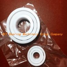 Бесплатная доставка 6806-2RS полный ZrO2 керамический подшипник 30x42x7 мм 61806-2RS 6806 61806