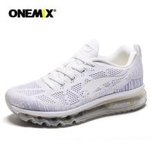 ONEMIX Men Air Running Shoes For Women Mesh Upper Sport Outdoor Trail Trainers Lightweight  Snerkers Zapatos De Hombre