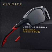 VESITIVE Brand Classic gafas de Sol Polarizadas Hombres Sombra Gafas de Sol Masculinas De Conducción Gafas de Sol de Viaje V8505