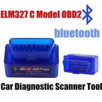 New Minimum Mini ELM327 Bluetooth OBD2 V2 1 Auto Code Reader Tester Car Diagnostic Scanner Tool