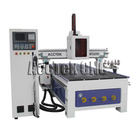 CE supported atc cnc engraving machine kits second hand cnc router for sale