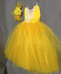 Image 5 - ballerina dress for kids girls adult women ballet dress tutu girls modern dance costume ballet costumes for adult girls women