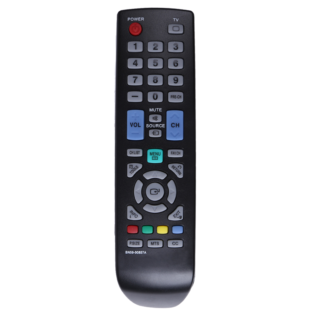BN59-00857A Universal Home Televison TV Replacement Remote Control For Samsung TV Suitable Fit For Most LCD LED HDTV Model universal replacement remote control fit for vizio vp42 vp50 vm190vxt lcd led plasma hdtv tv