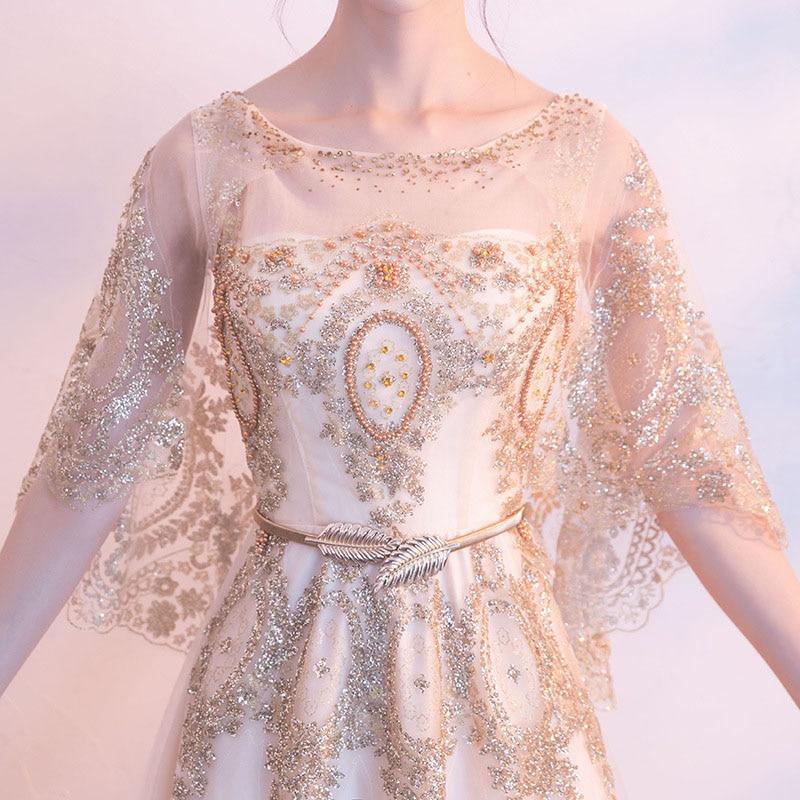 Lantejoulas elegantes vestidos de celebridades mulheres malha