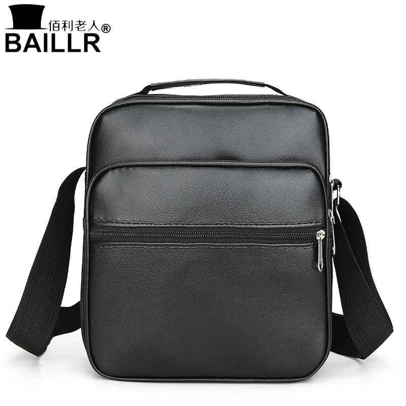 Men Messenger Bags High Quality Leather Man Handbags Fashion New Design Male Briefcase Casual Shoulder Bag Men's Travel Bags Sac