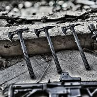 Hx ao ar livre de alta qualidade resgate multifuncional à prova de explosão machado acampamento artilharia fogo resgate machado martelo
