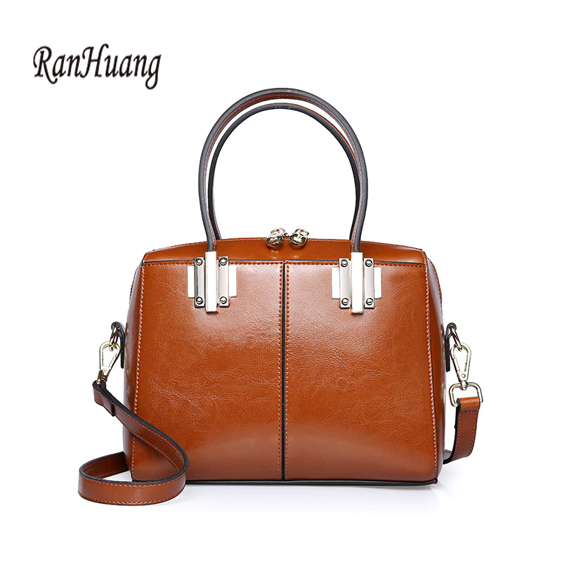 RanHuang Brand Women Luxury Handbags New 2017 Womens Genuine Leather Handbags Fashion Shoulder Bags Cow Leather bolsa femininaRanHuang Brand Women Luxury Handbags New 2017 Womens Genuine Leather Handbags Fashion Shoulder Bags Cow Leather bolsa feminina