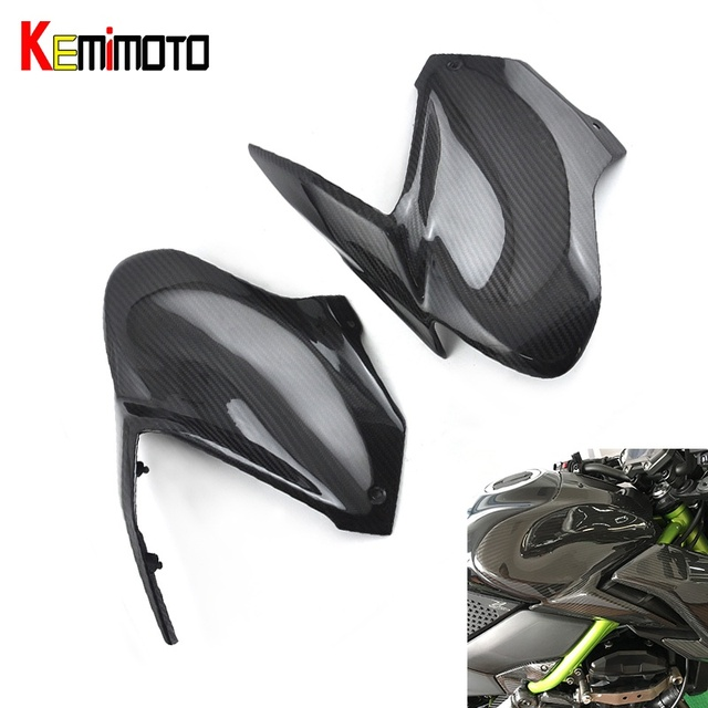 aliexpress : buy kemimoto for kawasaki z900 2017 side tank