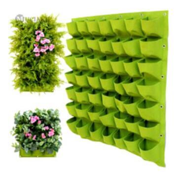 Cores fang GS-5 cores Preto Tecido Espessamento Pote Planta Bolsa Raiz Crescer Saco do Recipiente Ferramentas Fontes do Jardim Vasos de Flores Plantadores