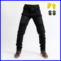 New Motorcycle Pants Men Moto Jeans Protective Gear Riding Touring Motorbike Trousers Motocross Pants Pantalon Moto Pants
