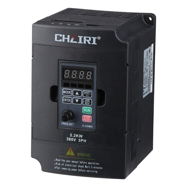220V 1,5 кВт однофазный вход и 220V 3 фазный выход преобразователь частоты/регулируемый привод скорости/инвертор частоты/VFD