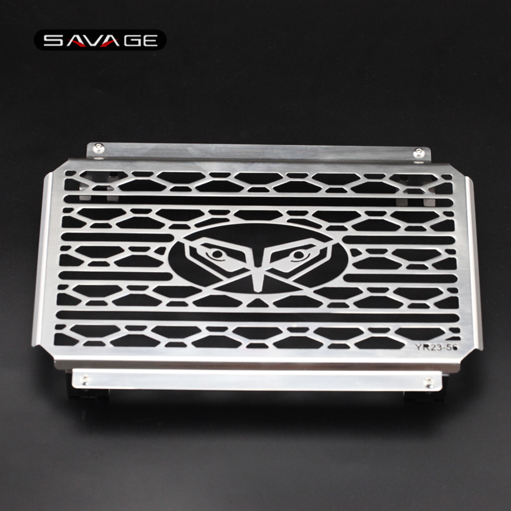 Radiator Grille Guard Cover Protector For YAMAHA MT-25 MT-03 MT25 MT03 YZF-R25 YZF-R3 Motorcycle Accessories Protection Net motorcycle radiator grill grille guard screen cover protector tank water black for bmw f800r 2009 2010 2011 2012 2013 2014