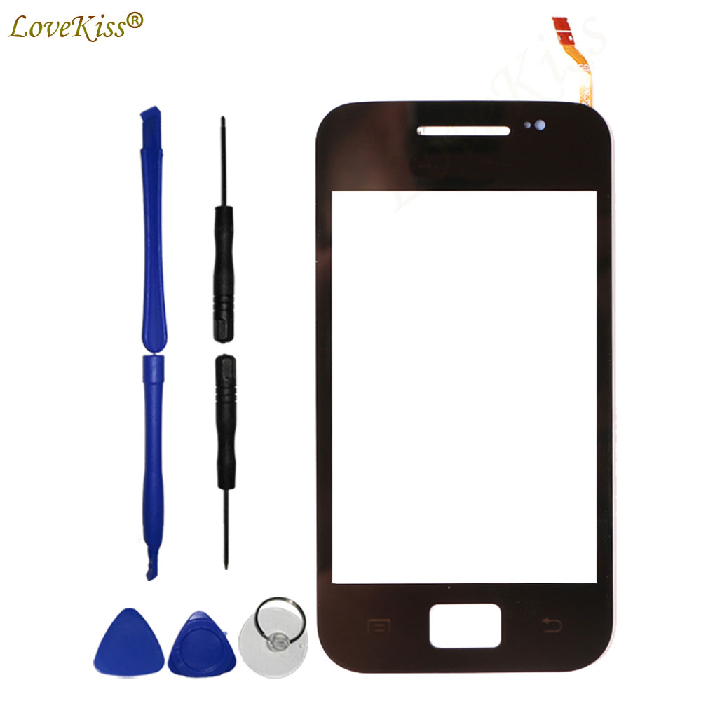 GT S5830 Front Panel For Samsung Galaxy Ace S5830 S 5830 GT S5830i Touch  Screen Sensor S5830i LCD Display Digitizer Glass Cover|Mobile Phone Touch  Panel| - AliExpress