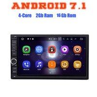 Android 7 1 Car Radio GPS For Universal Nissan Qashqai X Trail Patrol Murano Livina Treeando