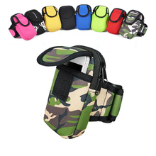 Running Arm Bag Wrist Hand Sport Case Band Pouch For Huawei Mate 8 Nexus 6p P9/Lite Accessories Waterproof Fitness Phone Cover