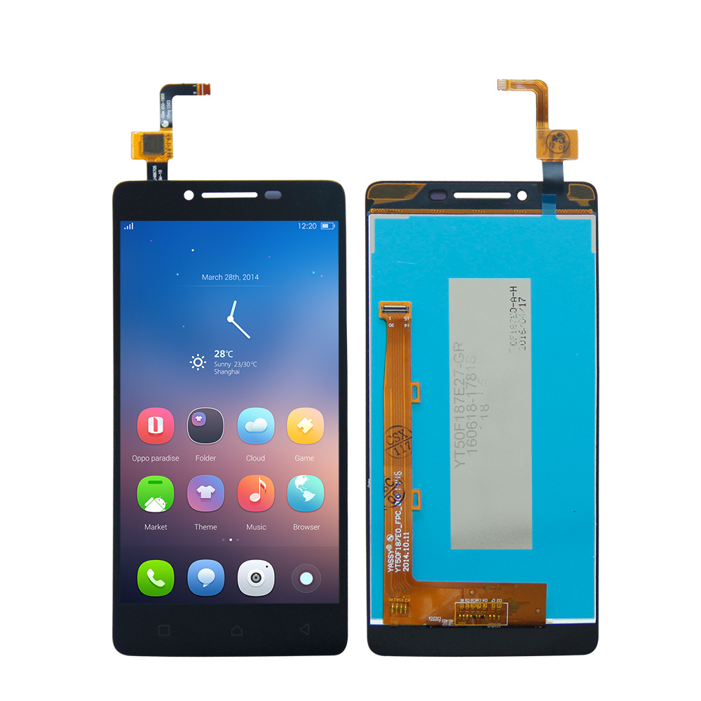 5 0 U0026quot  For Lenovo A6010 Lcd Display Digitizer Touch Panel Screen Assembly With Free Tools
