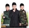 Frete grátis, exército tático multicam uniforme militar homens jaqueta, plus size casaco M65, camuflagem, Trench jaquetas