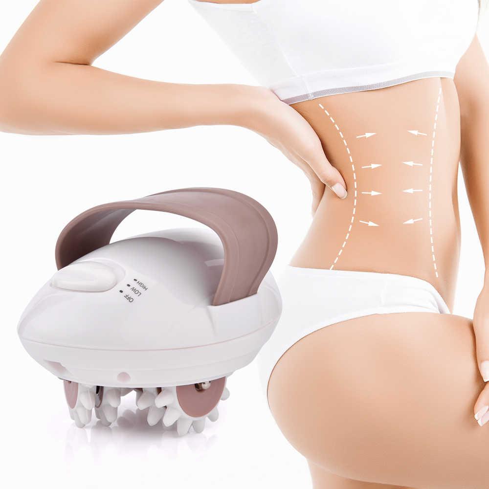 Cuerpo eléctrico masajeador de quemador de grasa, de pérdida de peso adelgazamiento masajeador de cuerpo completo más delgado Anti masaje de celulitis con rodillo dispositivo de belleza