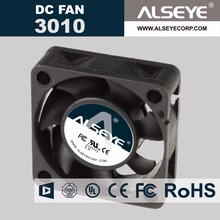 ALSEYE 3010SVH-N1 Mini cooling radiator DC fan 30mm 12v 0.32A 10000RPM sleeve bearing computer cooling fan cooler
