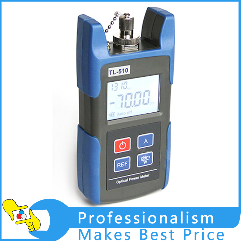 Mini Handheld Fiber Power Meter TL-510 Fiber Optic Meter TL510 Laser Power Meter Fiber Optic Tester -70-10 -50-26dBn bkt skid power hd 23 8 50 12 6pr tl